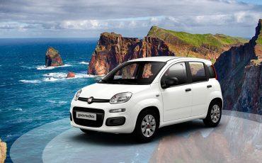 Fiat Panda Blanc